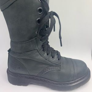 Dr Martens Tall Leather Aimilita Boots